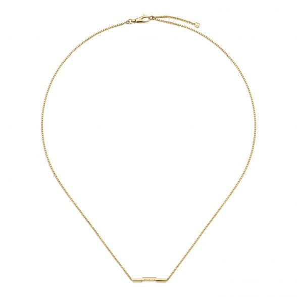 Gucci Link to Love necklace Yellow Gold