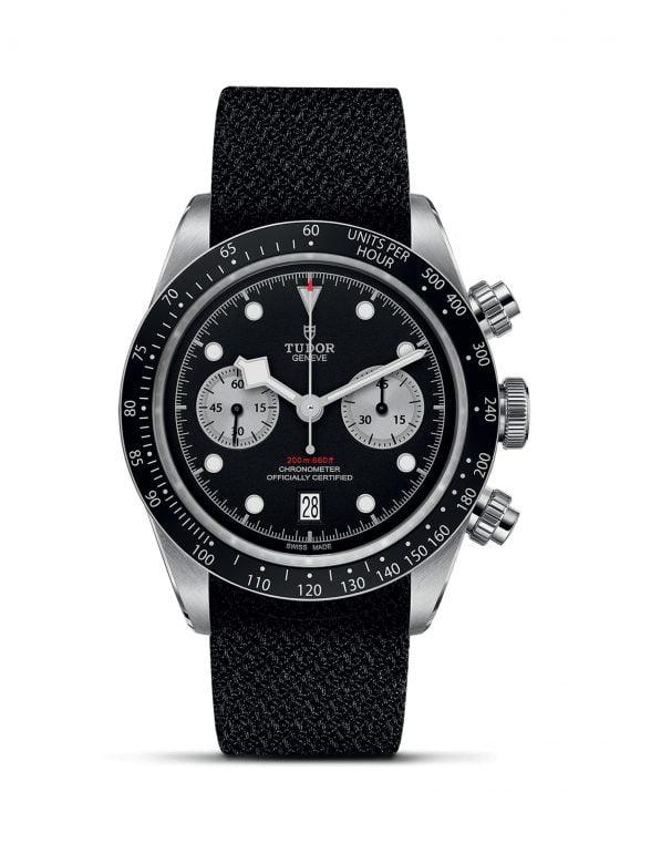 tudor black bay chrono negro nuevo 2021