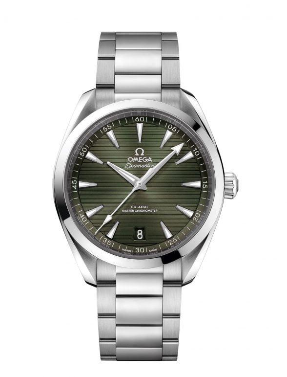 omega seamaster aquaterra verde 41