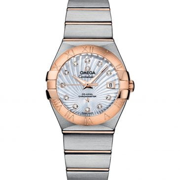 omega-constellation-white mother-of-pearl-12320272055001